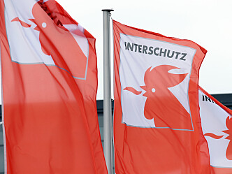 Bli med oss til Interschutz Der Rote Hahn!