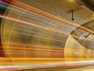 Store muligheter med alternativ brannsikring i tunneler