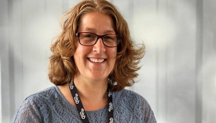 Ann Christin Olsen-Haines fungerer som avdelingsdirektør forebygging og sikkerhet i dag (foto: DSB).