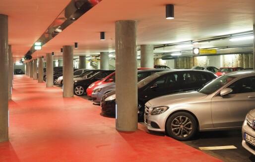 Gratis frokostmøte om brannsikkerhet i parkeringsanlegg