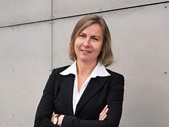 Elisabeth Sørbøe Aarsæther ny direktør i DSB