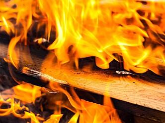 Befolkningsundersøkelse: 18 % tror de vil oppleve brann hjemme