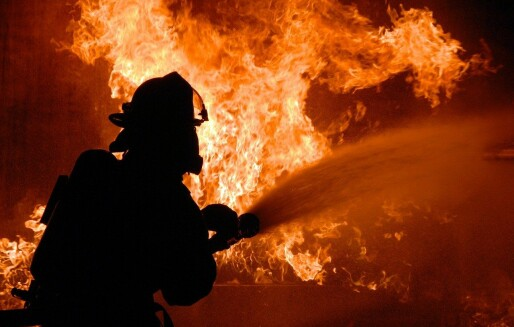 Hvor farlig er det å jobbe i brannvesenet?