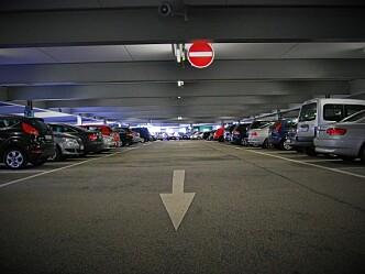 Verktøy for å evaluere brannsikkerheten i parkeringshus