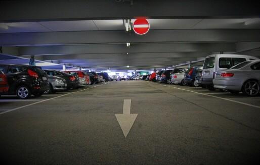 Verktøy for å evaluere brannsikkerhet i parkeringshus