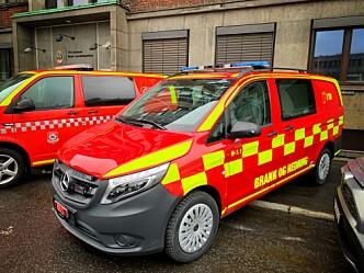 Endelig en felles standard for brannbiler