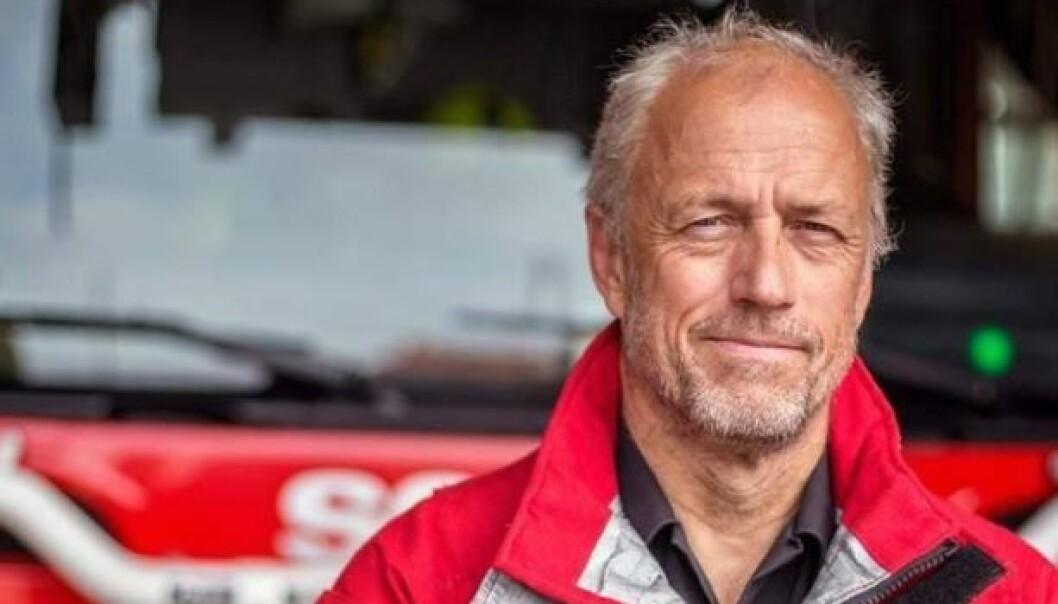 Lars Brenden.