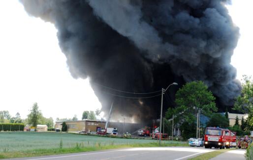 Basa-brannen: Viser viktigheten av å ha kompetente kontrollører av sprinkleranlegg