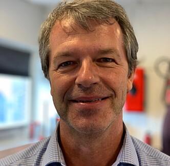 Anders Sandmæl (foto: Synnøve Haram).