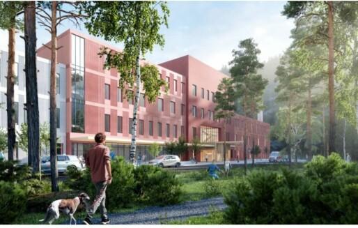 Norconsult brannrådgiver for nytt sykehus i Narvik