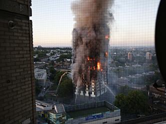 Tre år siden brannen i Grenfell Tower: Mange bor fortsatt i brannfarlige bygningskompleks