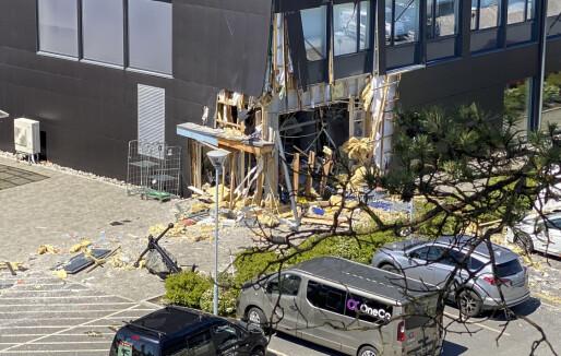 Sprinkleranlegg eksploderte i Kristiansand: Hvordan kan dette skje?