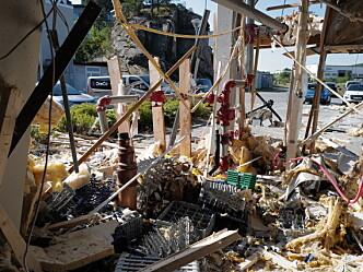 Eksplosjonsulykken i Kristiansand: Rørspyling forut for eksplosjonen