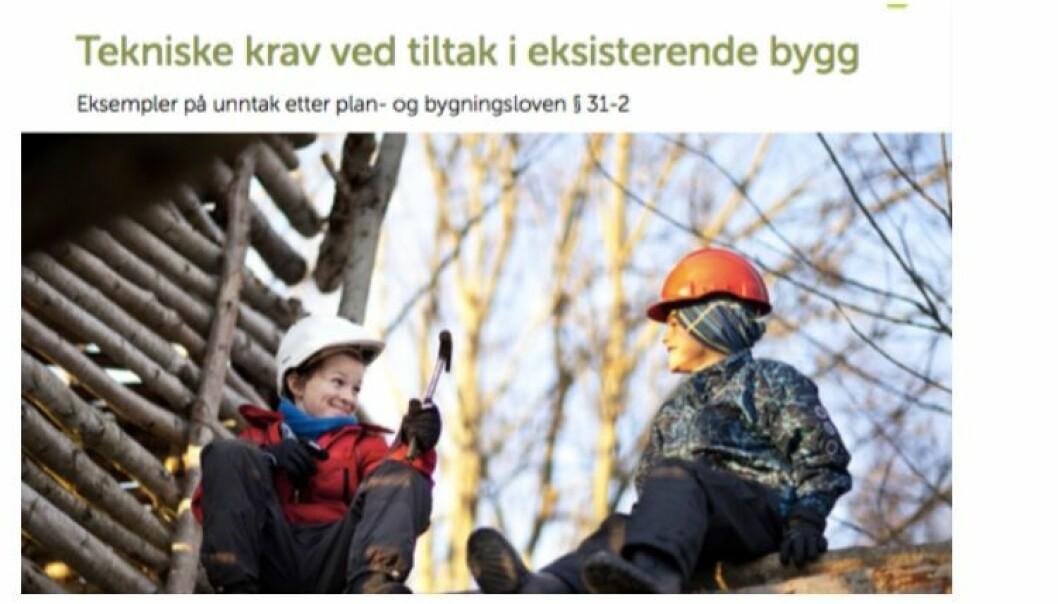 Eksempelsamlingen til Norsk kommunalteknisk forening.