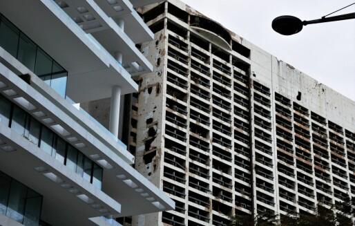 Beirut: Nesten 3000 ganger kraftigere enn eksplosjonen 22. juli