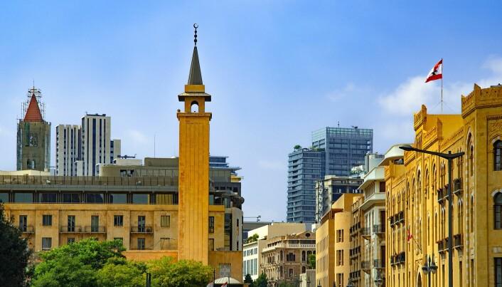 Beirut var en vakker by.
