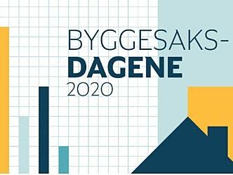 Byggesaksdagene 2020