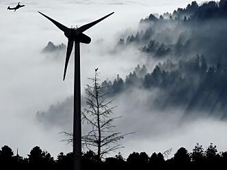 Brannsikkerhet i vindturbiner