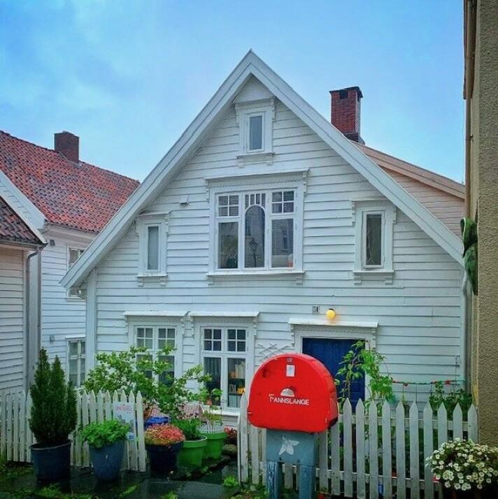 Gamle Stavanger.