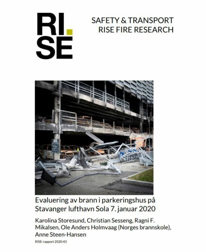 Link til rapporten i bildet.