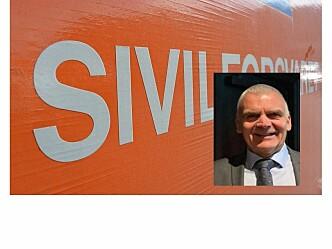 Sigurd Heier er ny sjef for Sivilforsvaret