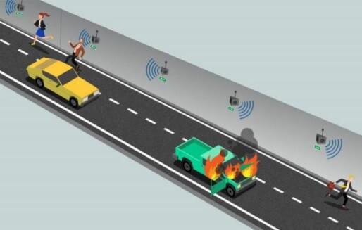 Nytt evakueringssystem skal gjøre selvberging ut fra tunnelbranner lettere og sikrere