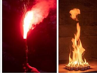 KOMBRA: Brannforsøk og brannforebygging på frivillig initiativ
