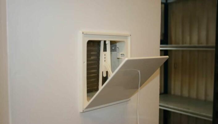 Firebreather-teknologien gjør det mulig å lage ventiler som slipper gjennom luft, men som hindrer spredning av brann med øyeblikkelig virkning.