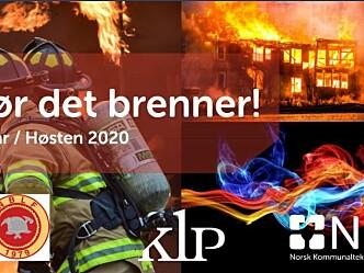 Samarbeid før det brenner!
