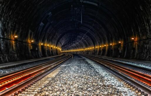 Bane NOR og brann- og redningstjenestene vil ha mer kunnskap om brannsikkerhet i togtunneler