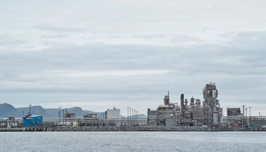 Hammerfest LNG.
