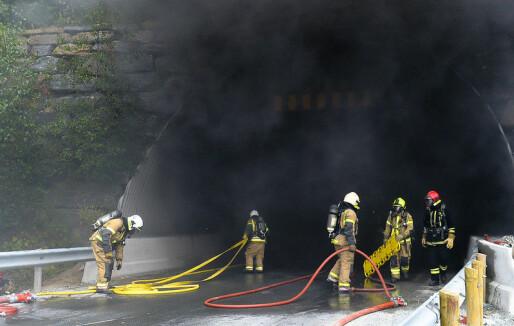 Røykventilasjon i norske tunneler: Både nyttig og farlig