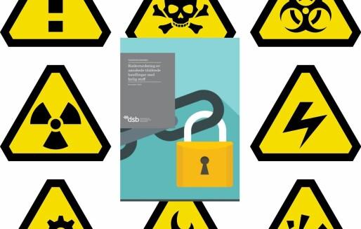 Ny veileder: Skal forhindre at farlig stoff havner på avveie