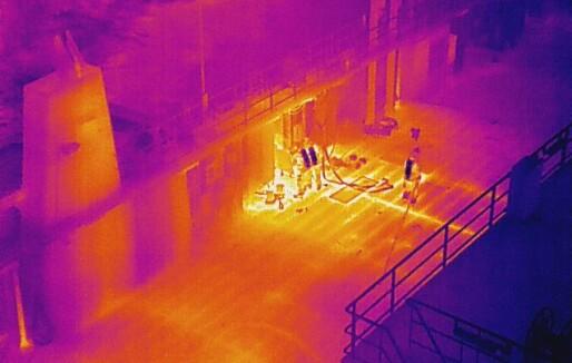 MF «Ytterøyingen»: Politiet tror brannen skyldes krypstrømmer på grunn av lekkasje av kjølevæske