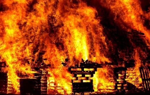 Lærer vi noe av store branner?