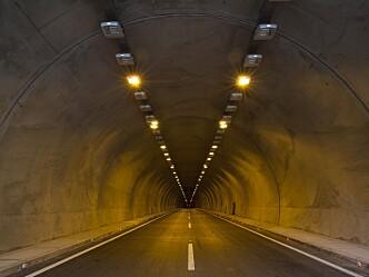 Roboter skal bidra til å vedlikeholde tunneler