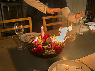 Desember er den mest brannfarlige måneden – og flest branner tett opptil julaften