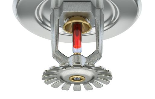 Oppdaterer råd om galvaniserte sprinklerrør: Kan være hydrogengass også uten trykkøkning i anlegget