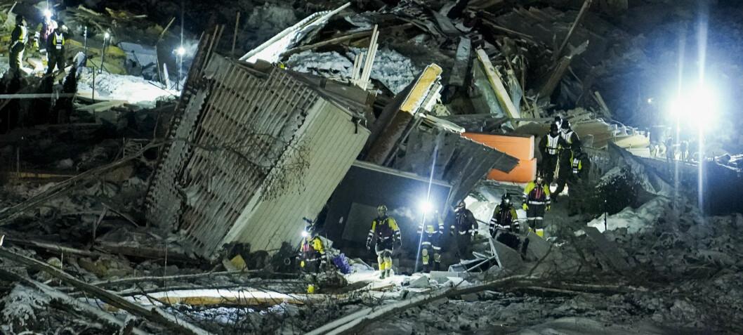 Bedre organisering for brann og redning nødvendig