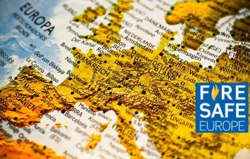 Fire Safe Europe er 10 år