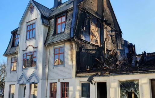 Håper brannsikringsplanen går til politisk behandling etter tragisk brann