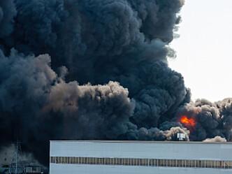 Tar tak i brannfarer i gjenvinningsanlegg