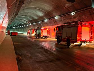 Behov for mer kunnskap om tunnelsikkerhet