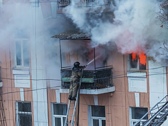 Slik vil Sverige kunne sikre brannsikkerheten i bygg