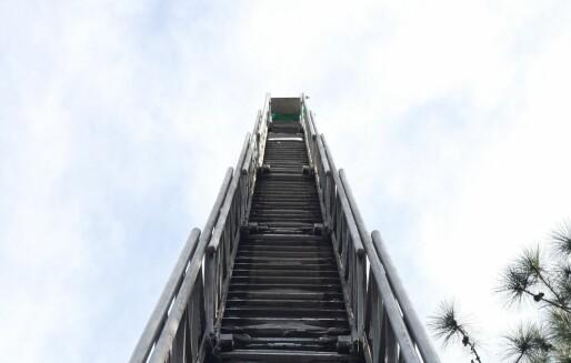 Bor du i en leilighet med tilgang til kun ett trapperom?