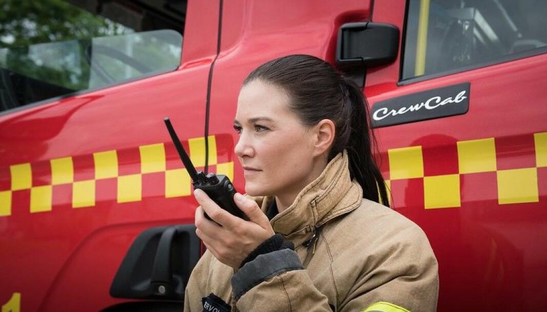 Hvorfor henger mange fordommer mot kvinner fortsatt igjen i mye av brannbransjen?