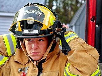 Å passe inn – er utstyret tilpasset kvinner i brannvesenet?