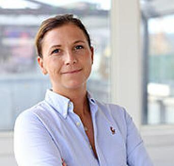 Avdelingsdirektør Therese Brøndum, DiBK.