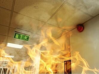 Nye og mer fleksible kontorlokaler krever nye tanker rundt brannsikkerhet