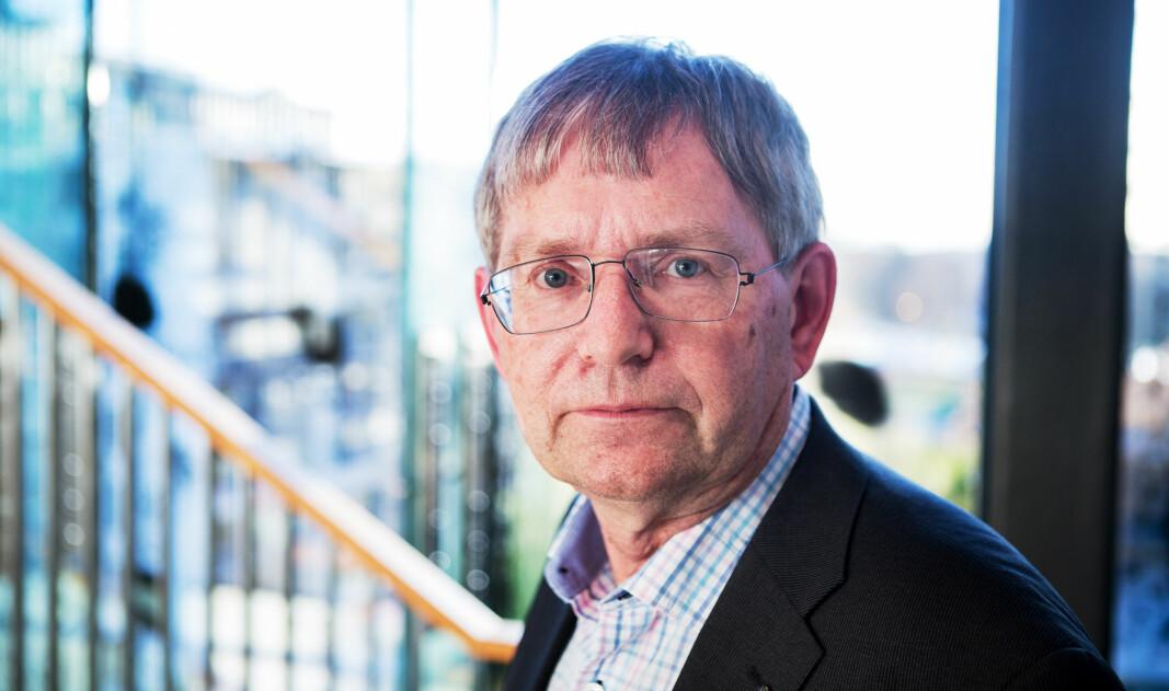 Per Jæger er administrerende direktør i Boligprodusentenes forening.